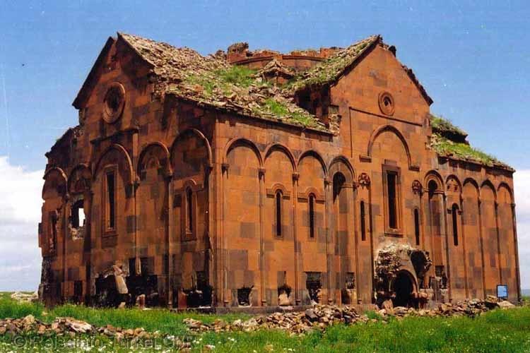 Ani Die Einstige Hauptstadt Des Armenischen Konigreiches