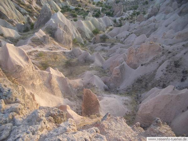 Kappadokien - Rosevalley (Güllüdere)